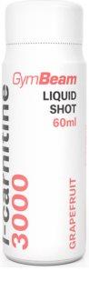GymBeam L-karnitin Liquid Shot spalovač tuků příchuť grapefruit