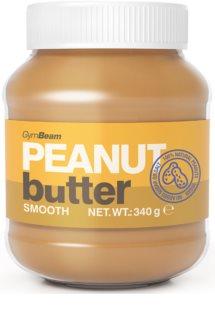 GymBeam Arašídové máslo smooth ořechová pomazánka