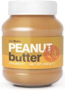 GymBeam Arašídové máslo crunchy ořechová pomazánka
