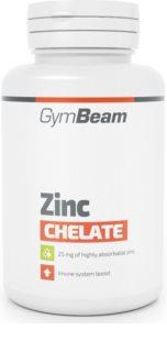 GymBeam Zinek chelát doplněk stravy  pro podporu imunitního systému