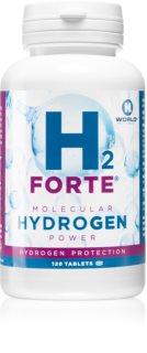 H2 Forte podpora tvorby molekulárního vodíku