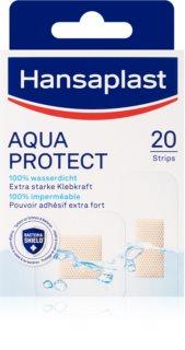 Hansaplast Aquaprotect kusové náplasti voděodolná náplast