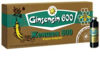 Harbin Ženšen + Ginkgo Biloba čistý extrakt ampule