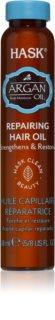 HASK Argan Oil відновлююча олійка для пошкодженого волосся