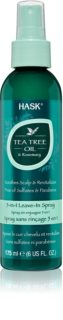 HASK Tea Tree Oil & Rosemary abspülfreies Spray für trockene und juckende Kopfhaut