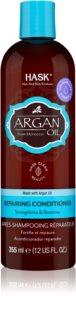 HASK Argan Oil revitalizační kondicionér pro poškozené vlasy