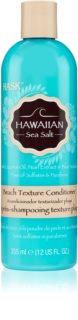 HASK Hawaiian Sea Salt Texturising Conditioner For Curles Shaping