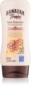 Hawaiian Tropic Satin Protection lait solaire SPF 30