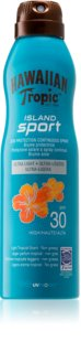 Hawaiian Tropic Island Sport spray bronzeador SPF 30