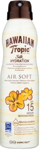 Hawaiian Tropic Silk Hydration Air Soft αντηλιακό σπρέι  SPF 15