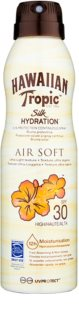 Hawaiian Tropic Silk Hydration Air Soft spray pentru bronzat SPF 30