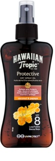Hawaiian Tropic Protective Zonnebrandolie Spray SPF 8