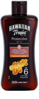 Hawaiian Tropic Protective schützendes Trockenöl zum Bräunen SPF 6