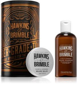 Hawkins & Brimble Natural Grooming Elemi & Ginseng confezione regalo