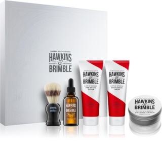 Hawkins & Brimble Natural Grooming Elemi & Ginseng Cosmetic Set I. for Men