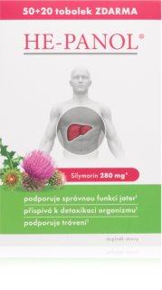 HE-PANOL HE-PANOL tablety doplněk stravy  pro podporu trávení