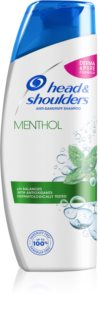 Head & Shoulders Menthol shampoo antiforfora