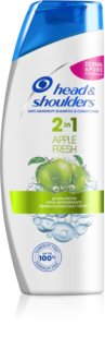 Head & Shoulders Apple Fresh Anti-Ross Shampoo  2 in 1