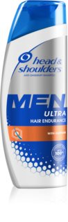 Head & Shoulders Ultra Hair Endurance shampoo antiforfora e anticaduta
