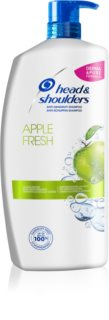 Head & Shoulders Apple Fresh shampoing antipelliculaire