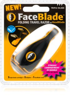 HeadBlade FaceBlade rasoir