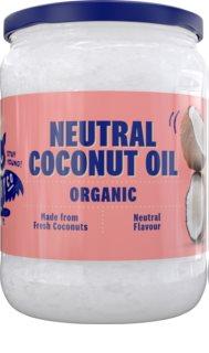 HealthyCo BIO kokosový olej neutrální kokosový olej bez příchuti