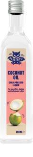 HealthyCo Tekutý kokosový olej za studena lisovaný kokosový olej