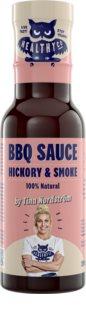 HealthyCo Hickory & Smoke BBQ Sauce přírodní BBQ omáčka s kouřovým aroma
