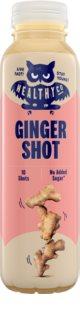HealthyCo Ginger shot 400ml ovocná šťáva v BIO kvalitě