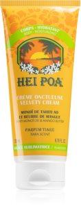 Hei Poa Tahiti Monoi Oil  Mango Butter Intensiivinen Kosteuttava Voide Vartalolle