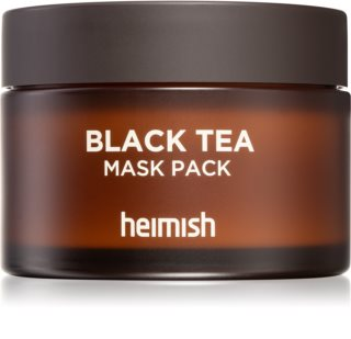 Heimish Black Tea Soothing Face Mask