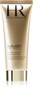 Helena Rubinstein Prodigy Re-Plasty High Definition Peel masque exfoliant pour restaurer la fermeté de la peau