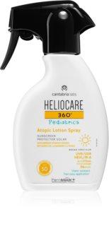 Heliocare 360° Pediatrics pršilo za sončenje za otroke SPF 50