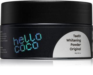 Hello Coco Sweet Mint Aktivkohle zur Zahnaufhellung