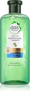 Herbal Essences Strength & Moisture Bamboo šampon na vlasy