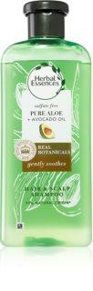 Herbal Essences Pure Aloe & Avocado Shampoo til Hår