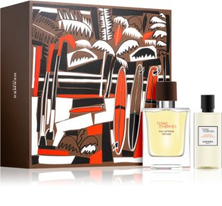 Hermès Terre d'Hermès Eau Intense Vétiver Gift Set I. for Men