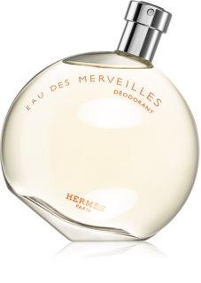 Hermès Eau des Merveilles deodorant s rozprašovačom pre ženy