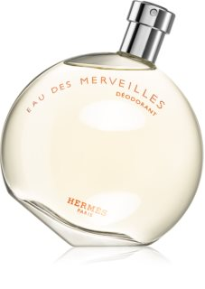 Hermès Eau des Merveilles deodorante con diffusore da donna