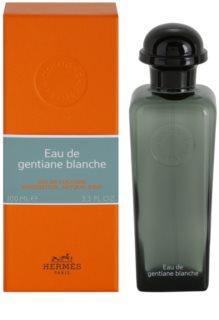 Hermès Eau de Gentiane Blanche одеколон унисекс