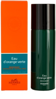 Hermès Eau d'Orange Verte déodorant en spray mixte