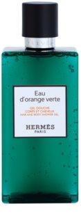 Hermès Eau d'Orange Verte Duschgel für haare und körper Unisex