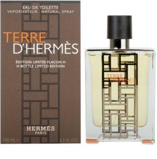Hermès Terre d'Hermès H Bottle Limited Edition 2013 eau de toilette para homens