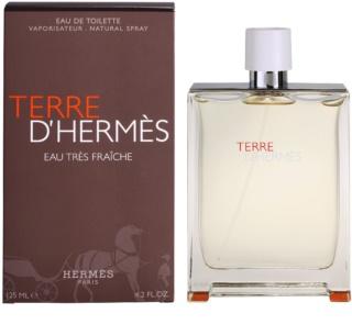 Hermès Terre d'Hermès Eau Très Fraîche eau de toilette per uomo