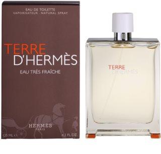 Hermès Terre d'Hermès Eau Très Fraîche toaletná voda pre mužov