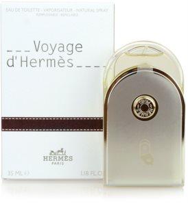 Hermès Voyage d'Hermès eau de toilette recarregável unissexo