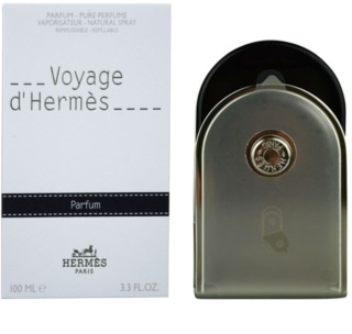 Hermès Voyage d'Hermès parfum rechargeable mixte