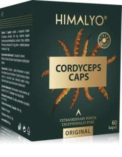 HIMALYO Cordyceps Caps