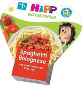 Hipp BIO boloňské špagety