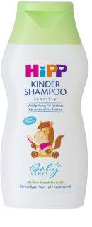 Hipp Babysanft šampon a kondicionér pro děti